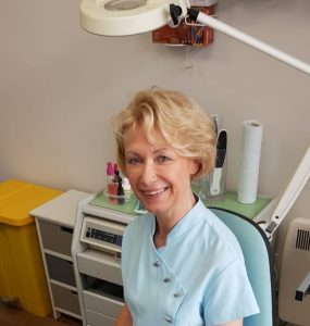 Sue Gibson Foot Health Practitioner West Bridgford Podiatry